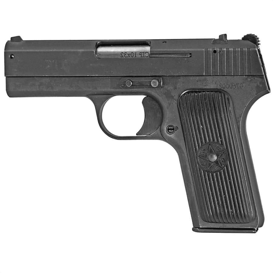 Травматический пистолет ТТК 10х32